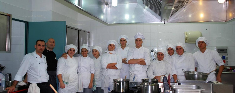 La Cucina dell'Istituto